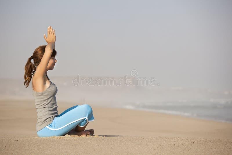 Tempo da ioga fotos de stock royalty free