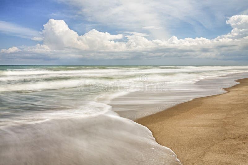 Tempo da praia fotos de stock royalty free
