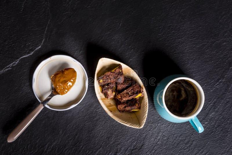 Tempo de café da manhã imagens de stock