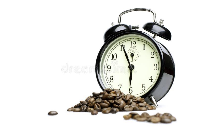 Tempo de Cofee foto de stock royalty free