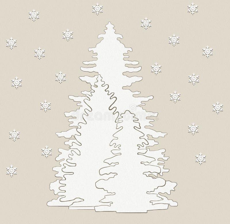Tempo de inverno imagem de stock