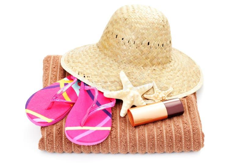 Tempo de verão foto de stock