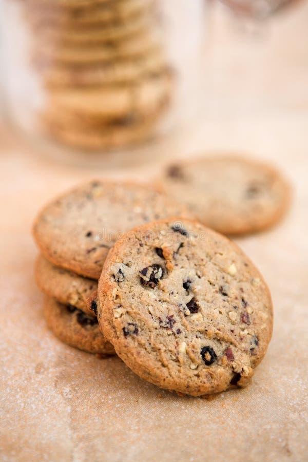 Tempo del biscotto! immagini stock