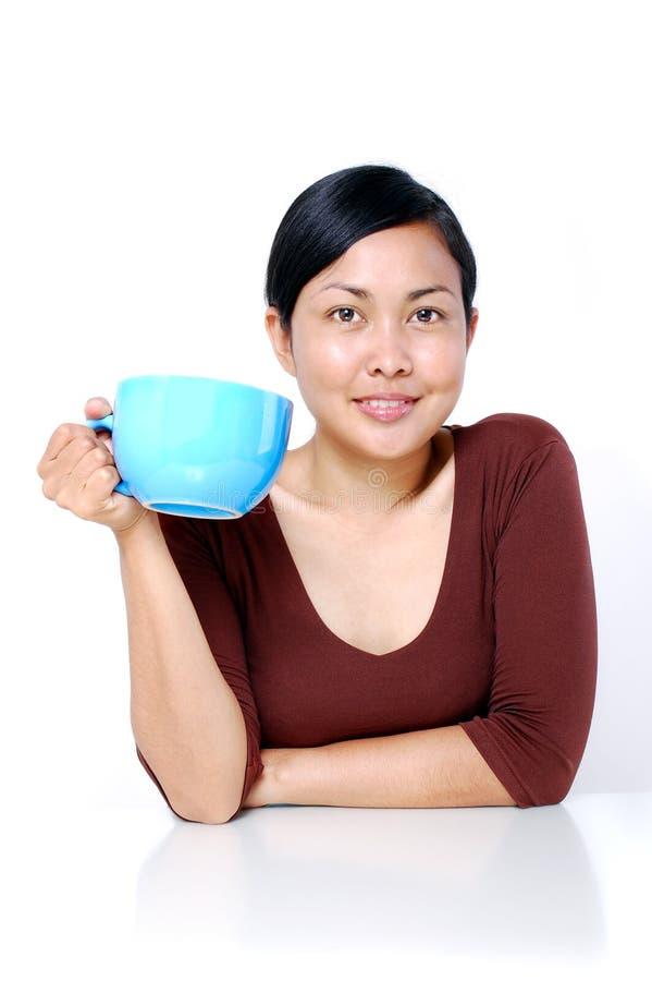 Tempo del caffè! fotografie stock libere da diritti