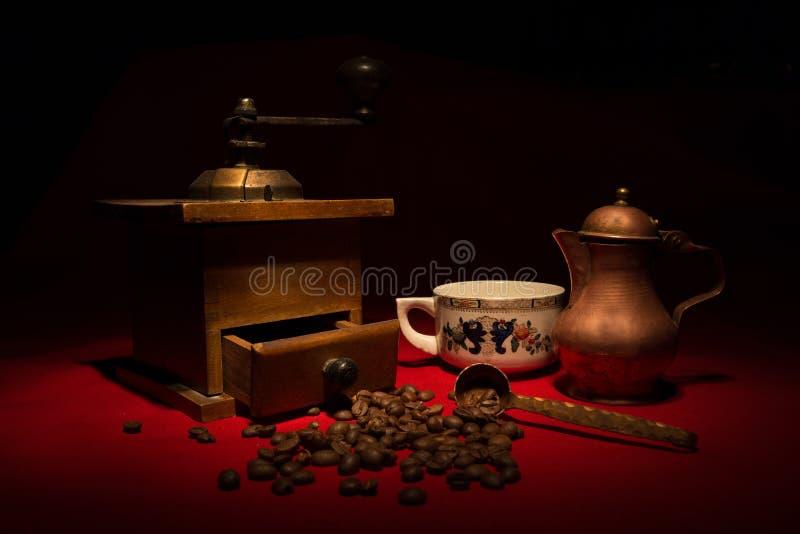 Tempo del caffè immagine stock libera da diritti