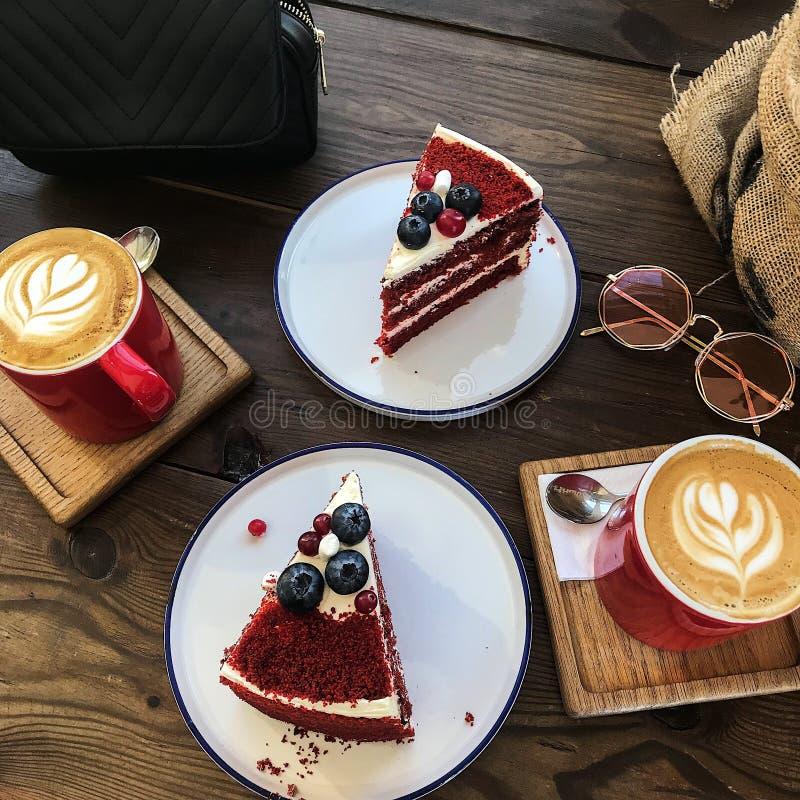 Tempo del caff? immagine stock libera da diritti