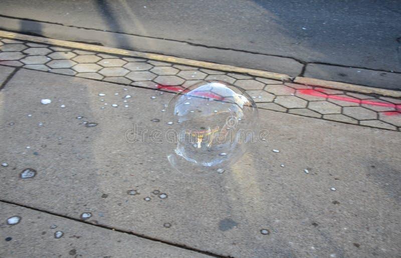 Tempo della bolla immagine stock libera da diritti