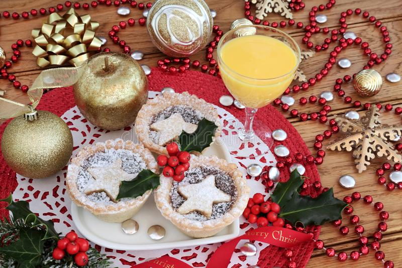 Tempo della festa di Natale fotografie stock