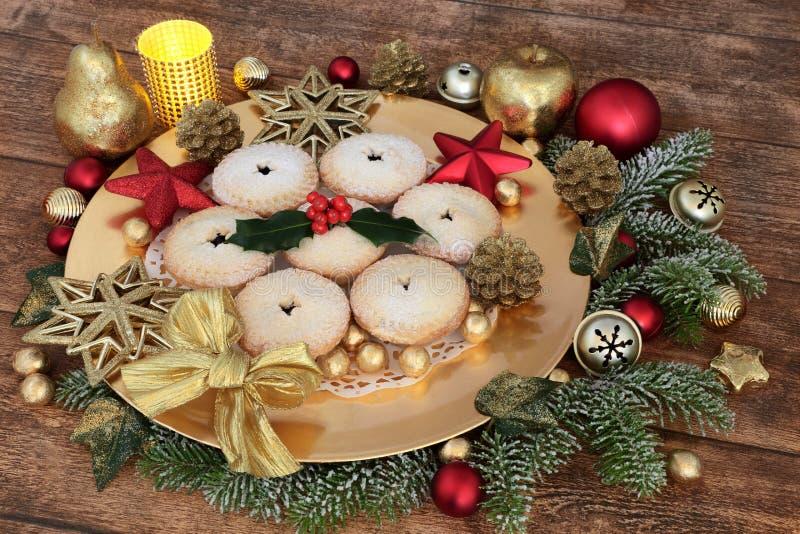 Tempo della festa di Natale fotografia stock libera da diritti