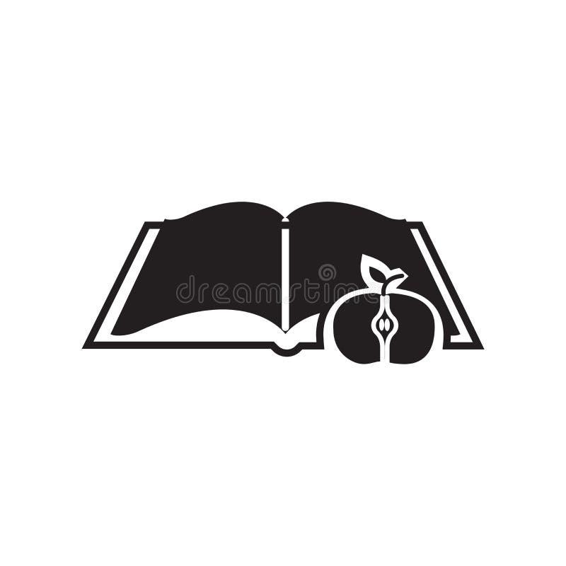 Tempo di avere un segno e un simbolo di vettore dell'icona della rottura isolati sul whi illustrazione di stock