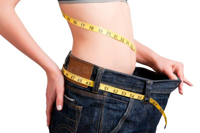 Tempo di dieta immagini stock libere da diritti