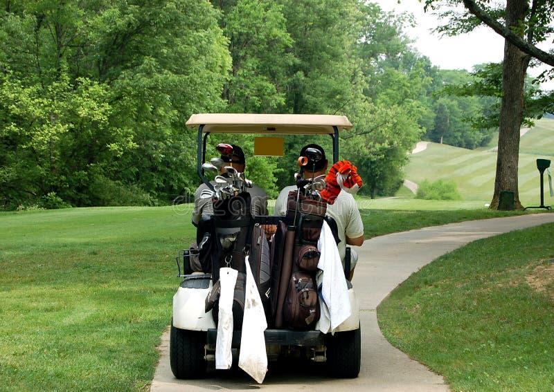 Tempo di golf fotografia stock libera da diritti