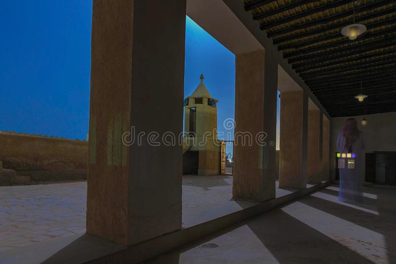 Download Tempo Di Mezzanotte Di Illusioni Fotografia Stock - Immagine di fantasmi, doha: 55354526