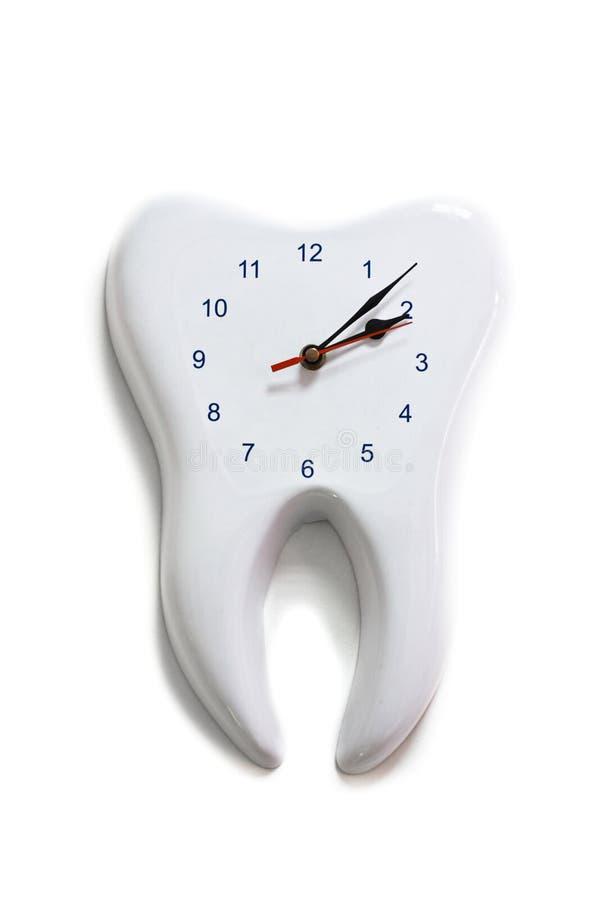 Tempo di odontoiatria immagini stock libere da diritti