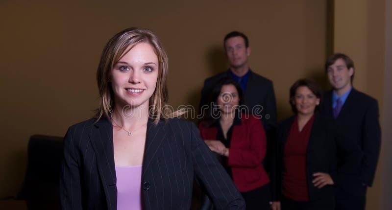 Tempo di riunione immagine stock libera da diritti