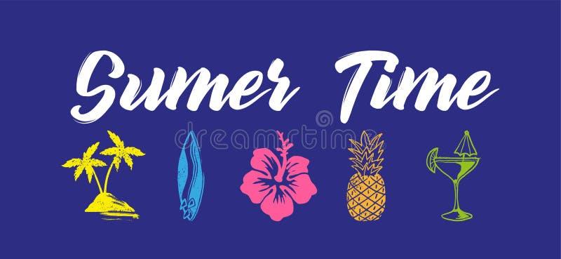 Tempo di Sumer royalty illustrazione gratis