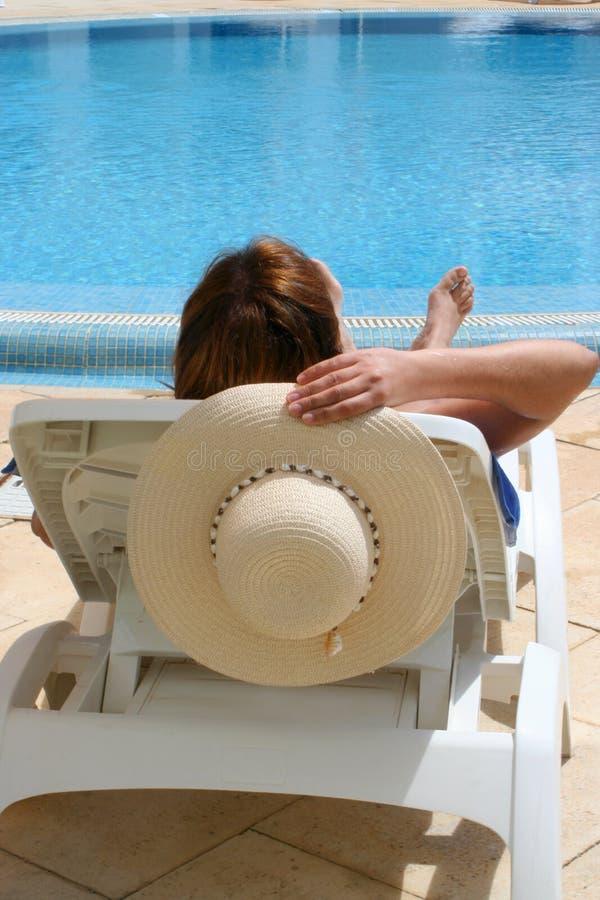 Tempo di vacanza immagine stock