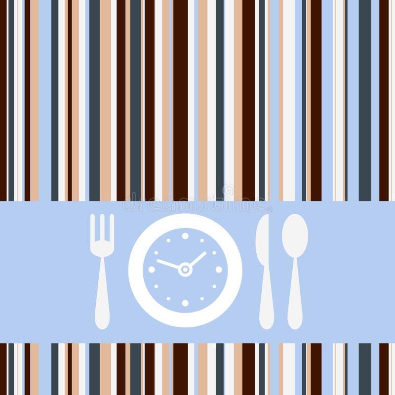 Tempo do almoço
