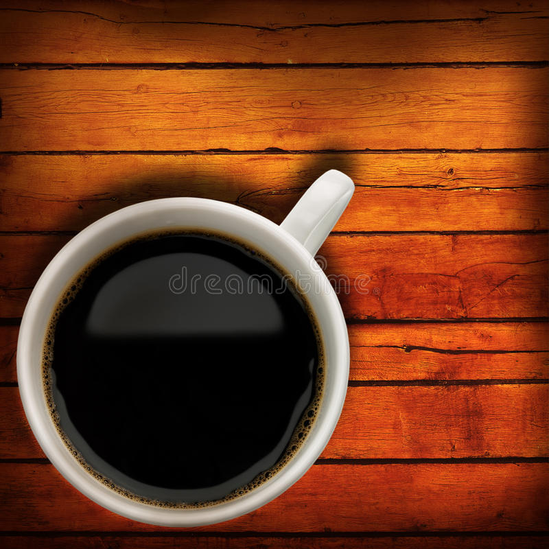 Tempo do café. imagem de stock royalty free