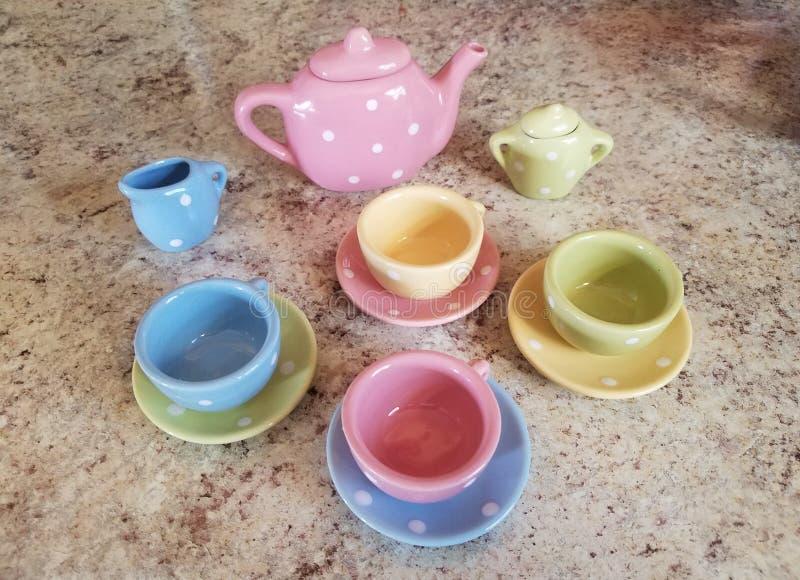 Tempo do chá foto de stock royalty free