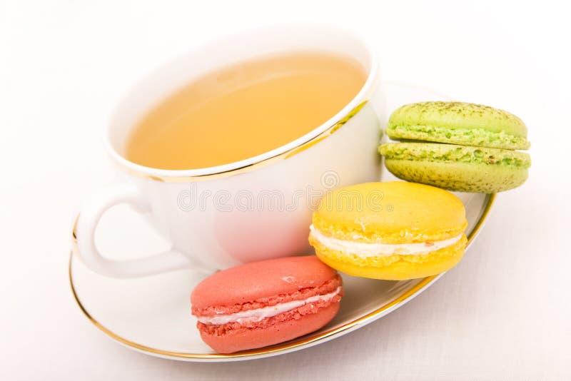 Tempo do chá fotos de stock