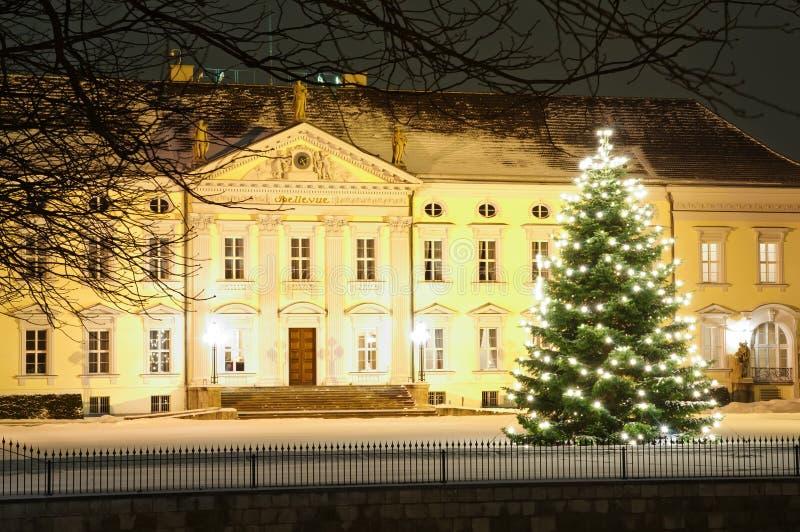 Tempo do Natal em Berlim, Alemanha foto de stock royalty free