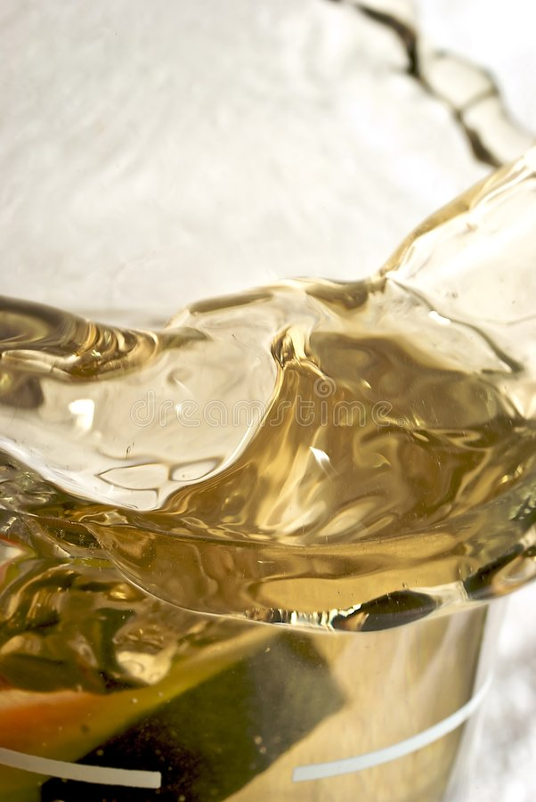 Tempo IV do cocktail fotografia de stock royalty free