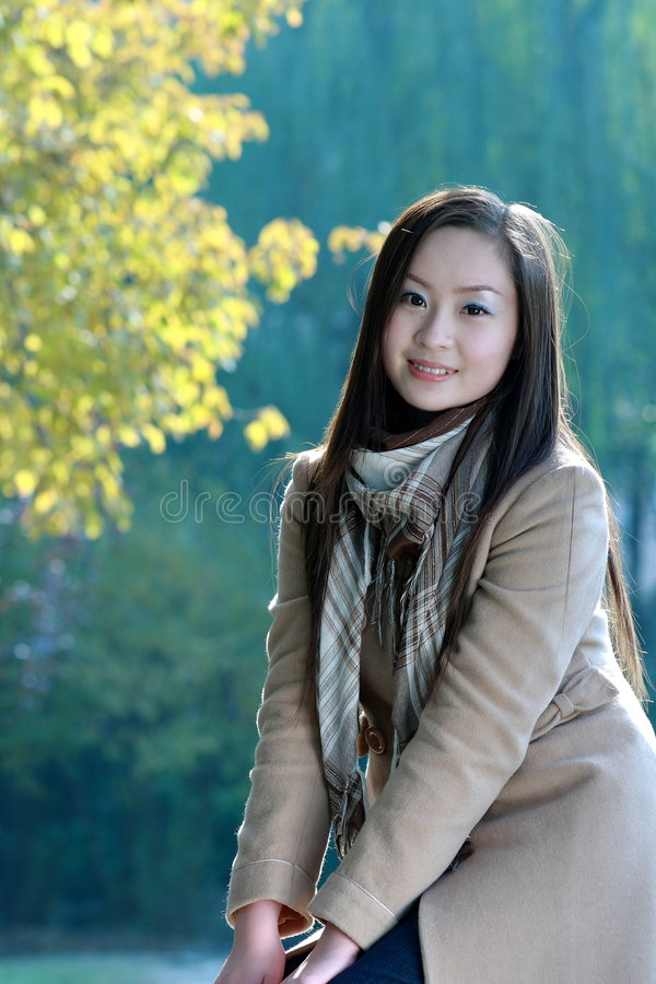 Download Tempo libero di autunno fotografia stock. Immagine di caduta - 7320492