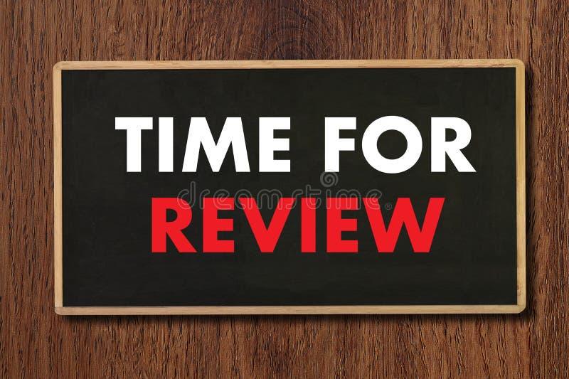 Tempo online di valutazione di rassegne per la verifica di valutazione di ispezione di rassegna immagini stock