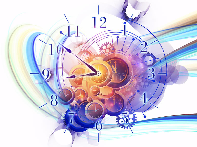 Download Temporal dynamic stock illustration. Image of fantasy - 24385481