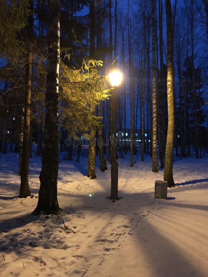 Tempos do soviete da lanterna elétrica foto de stock royalty free