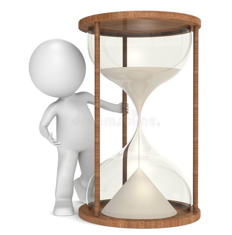 Temps. illustration libre de droits