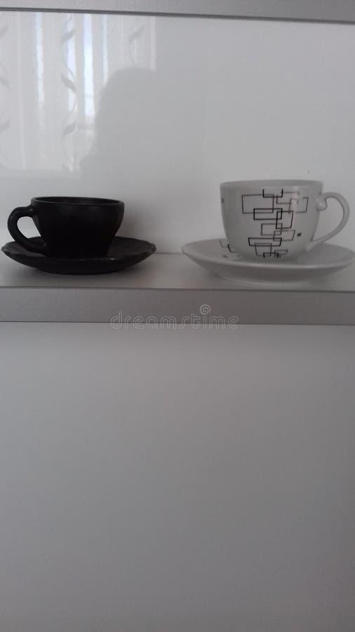 Temps de Coffe photo stock