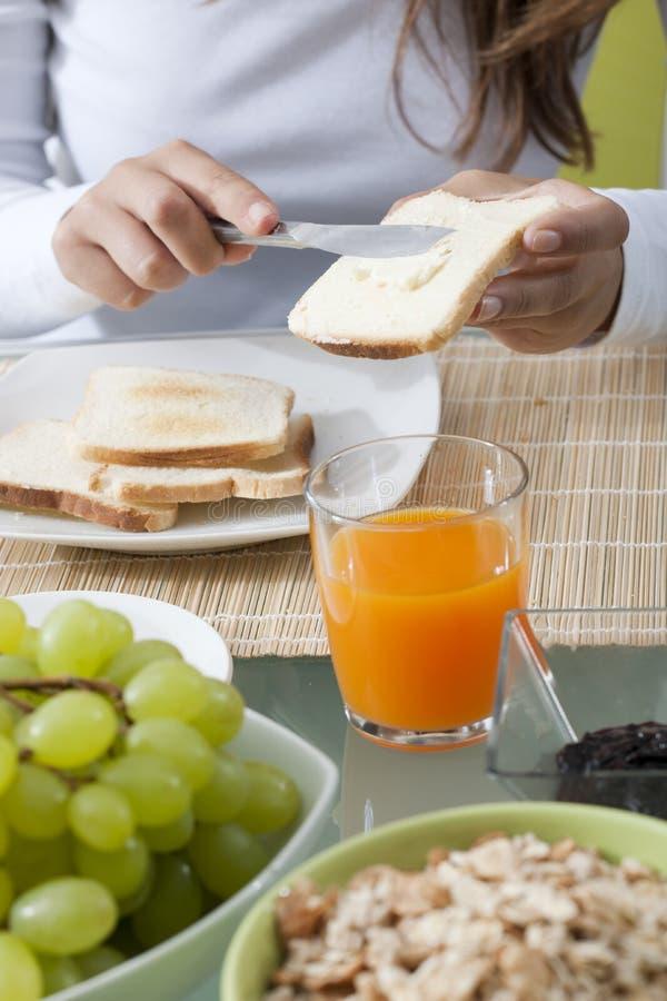 Temps de déjeuner photos stock
