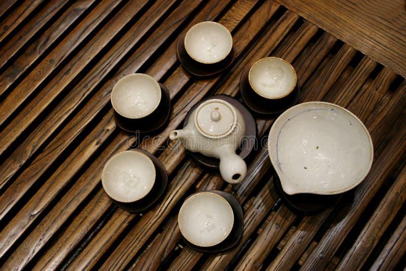 Temps de thé images stock