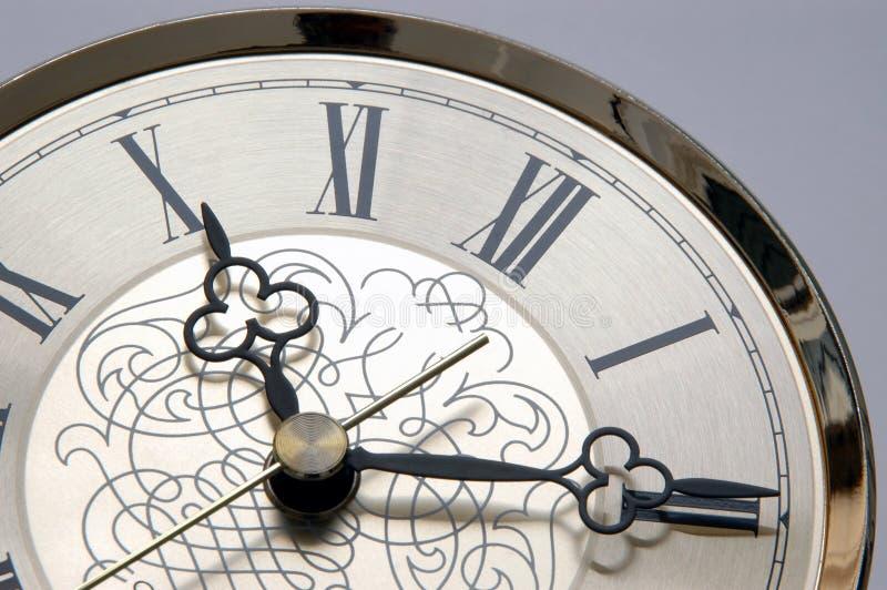 Temps, Dix Dix image libre de droits