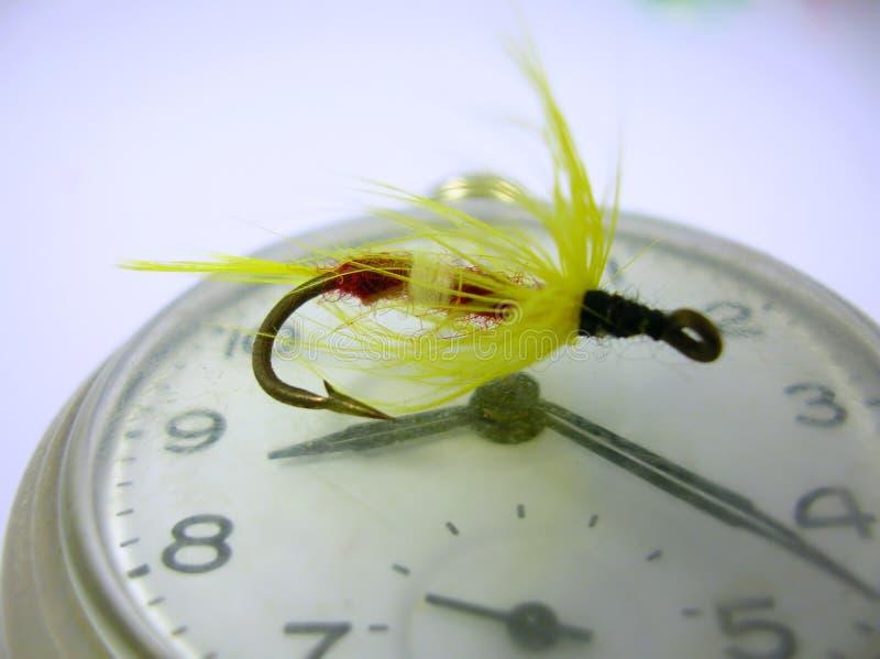 Temps II de pêche photographie stock libre de droits