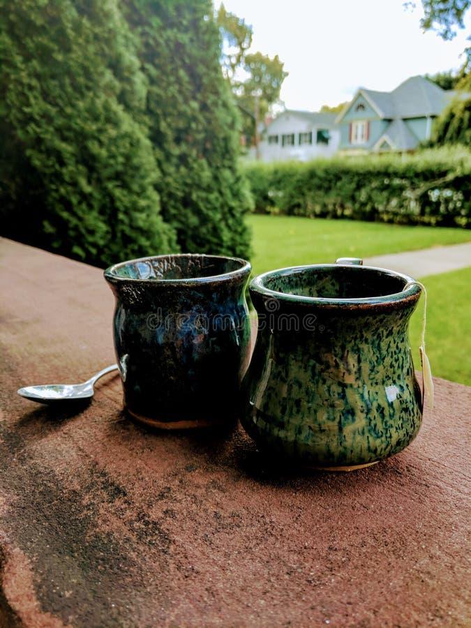 Temps II de thé images libres de droits