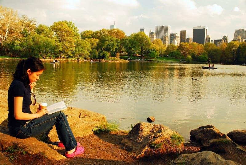 Temps tranquille dans la ville photo libre de droits