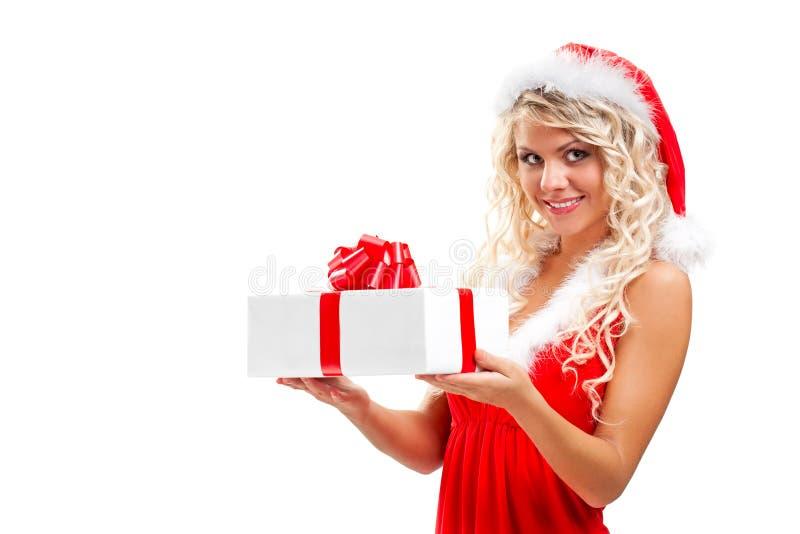 Download Tempting santa helper stock image. Image of helper, santa - 16669345