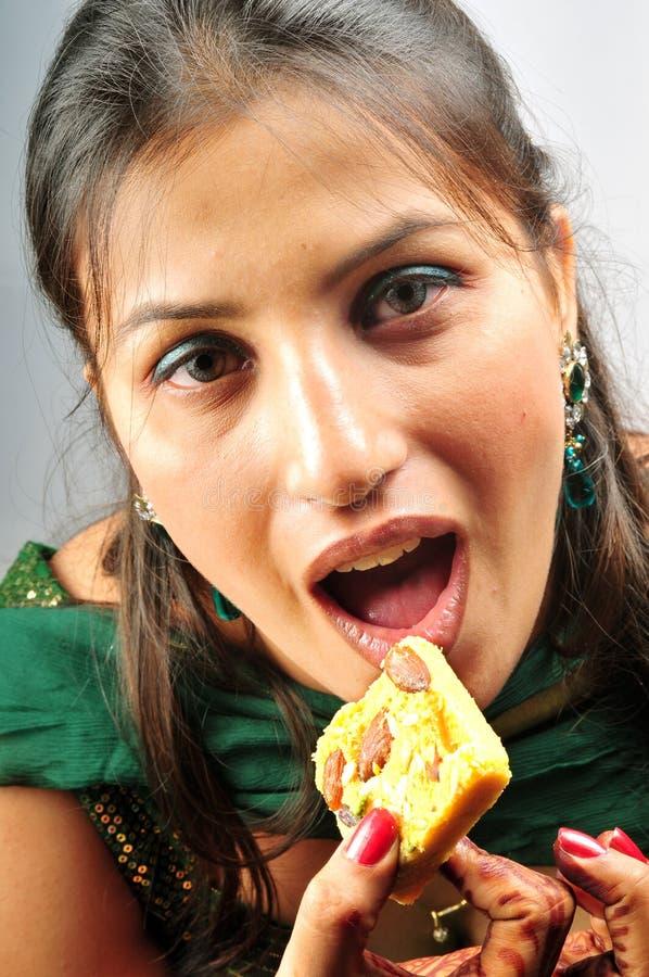 Download Tempting to eat stock image. Image of makeup, women, sweet - 11280363