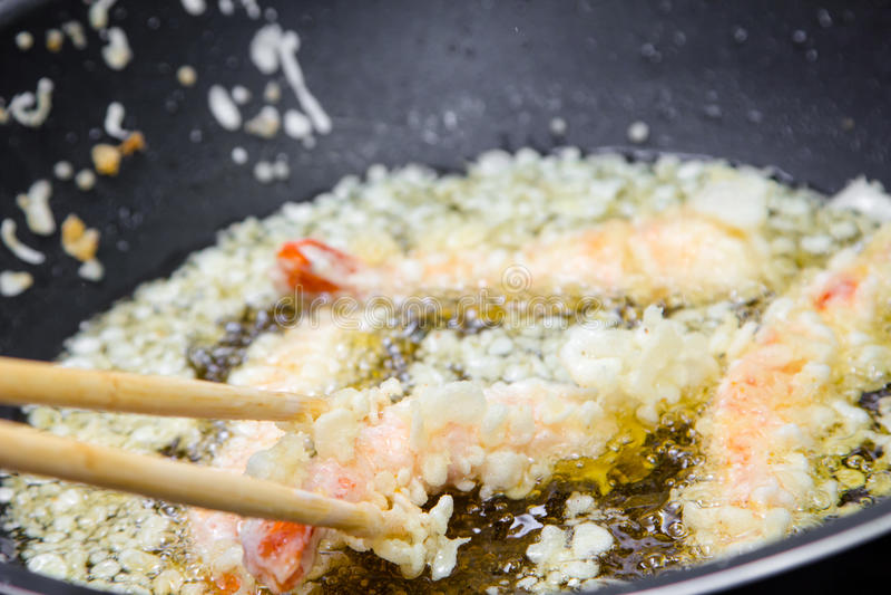 tempura obraz royalty free