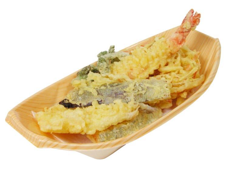 tempura för clippingbana arkivfoton