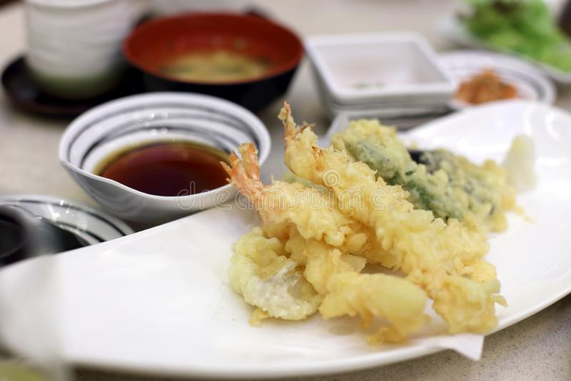 tempura fotografia stock