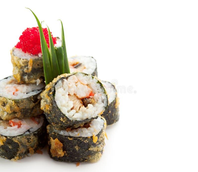 Download Tempura Roll stock photo. Image of delicacy, nori, cream - 16385774