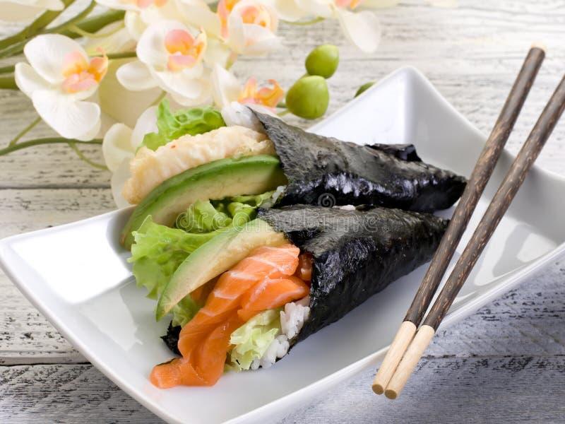 tempura temaki ради стоковые фотографии rf
