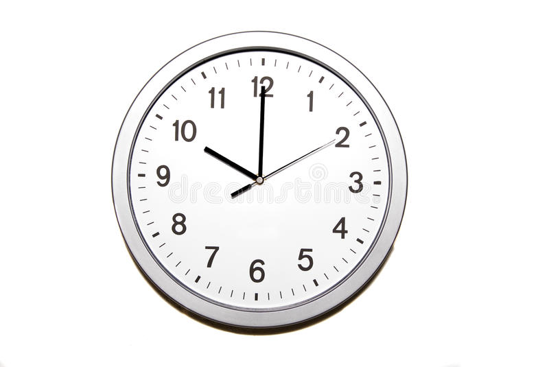 Download Ten o`clock stock image. Image of hours, clock, conceptual - 96852961