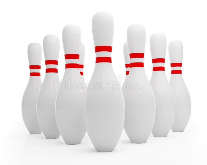 Download Ten Pin Bowling Skittles Stock Photography - Image: 16532472