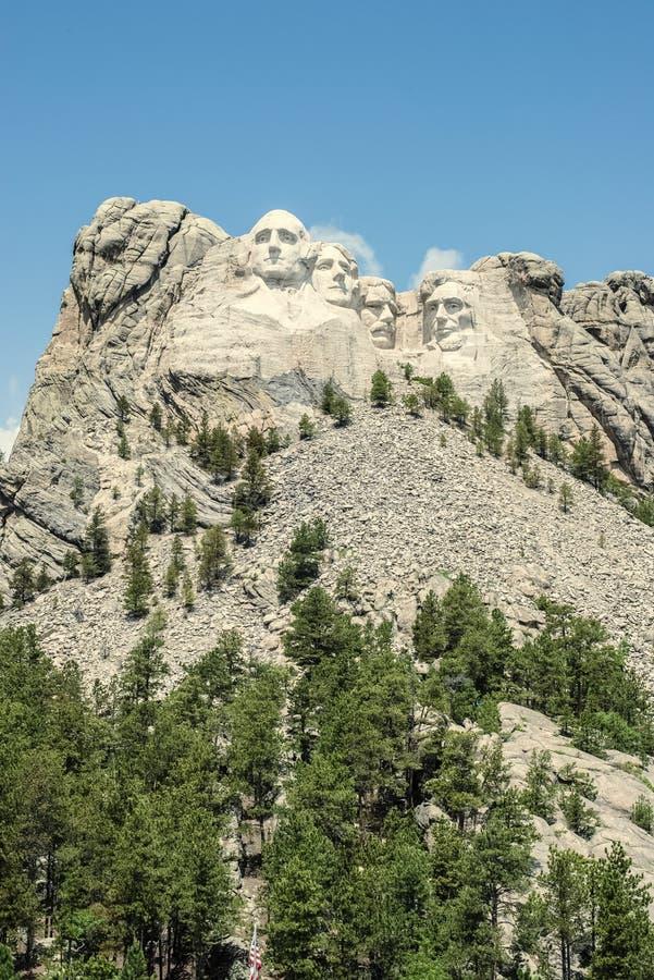 Ten ziemia Jest Nasz ziemią 3 | Góra Rushmore fotografia royalty free