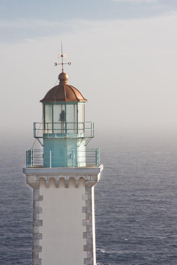 tenaro маяка стоковое изображение